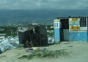 It is estimated that there are 200,000 lottery boutiques in Port-au-Prince alone.