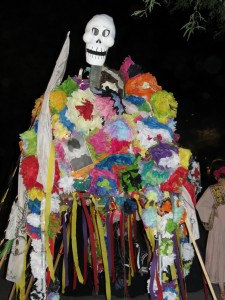 All Souls Procession in Tucson 2013