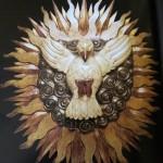 Brazilian carving, ca 17th century, artist unknown.