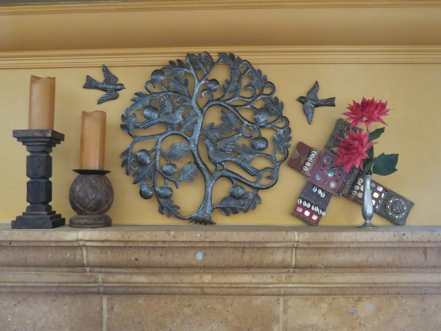 tree of life with birds and more birds
