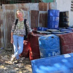 IMG_9254 (640x640) Casey among the barrels